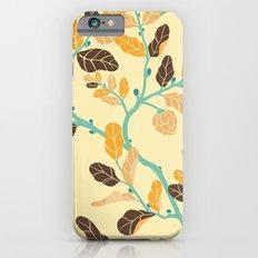 Crisp Autumn Branches iPhone 6s Slim Case