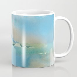 The Sacred Place From the Harbor Coffee Mug
