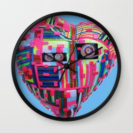 Sweet Heart Wall Clock