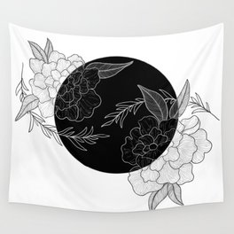 YANG AND YIN Wall Tapestry