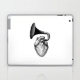 Hearthphone Music / olex oleole Laptop & iPad Skin