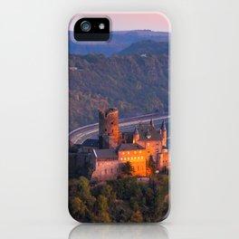 THE RHINE 03 iPhone Case