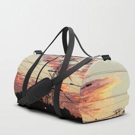 The Power Of Light Duffle Bag