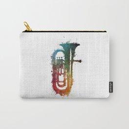 euphonium music art Carry-All Pouch