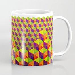 Cubes - Gouldian Coffee Mug