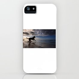 The Goal Is Within Reach. iPhone Case
