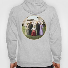 Cowtown Abbey Hoody