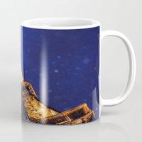 eiffel Mugs featuring EIFFEL by ZakPhotography