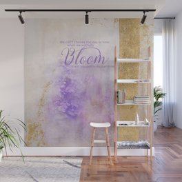 Bloom Wall Mural