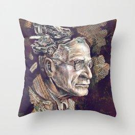 Keeping It Jung 2 Throw Pillow
