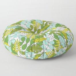 Modern Tropics Floor Pillow