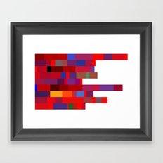 102 Wins Part 1 (2011 Phillies) Framed Art Print
