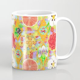 4160 Tuesdays Rainbow Botanicals Coffee Mug