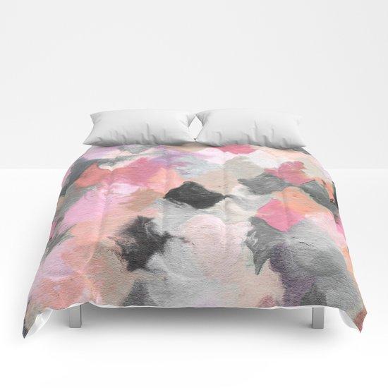 Summer Pastels Comforters