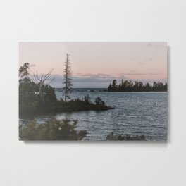 The View From Copper Harbor Metal Print