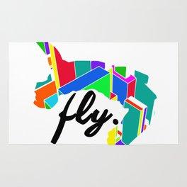 Fly Parkour Rug