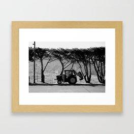 PJ5W74 Framed Art Print