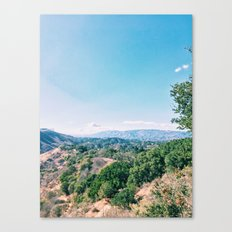 Elings Park Canvas Print