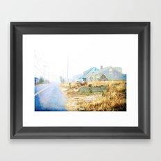 Color me pretty Framed Art Print