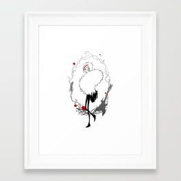 Rare Birds IIII Framed Art Print