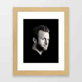Scott Caan Framed Art Print