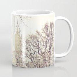 New York City Snow Wonderland Coffee Mug