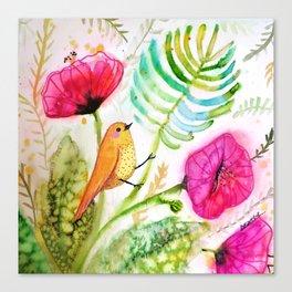tropicoco Canvas Print