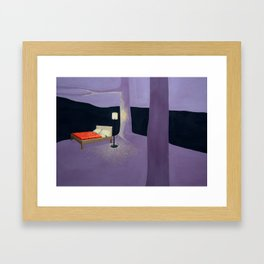 See It Through (Detail) Framed Art Print
