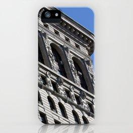 Around Chelsea, in New York City iPhone Case