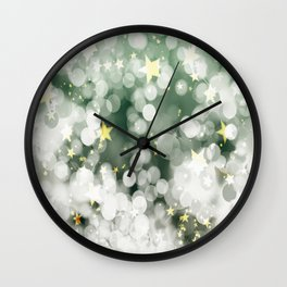 Christmas.4 Wall Clock