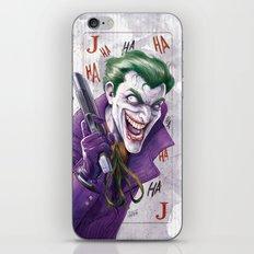 Joker NYCC 2015 iPhone & iPod Skin