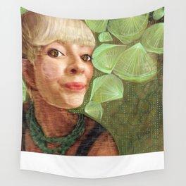 Mary Wall Tapestry