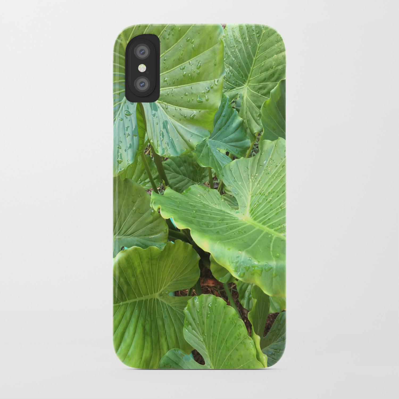 Elephant Ear Plant Iphone Case By Annfor Society6