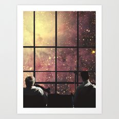 Nice view Art Print