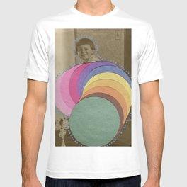 Rainbow Hearthworm T-shirt