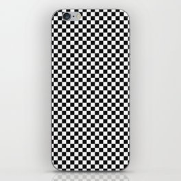 Checkerboard iPhone Skin