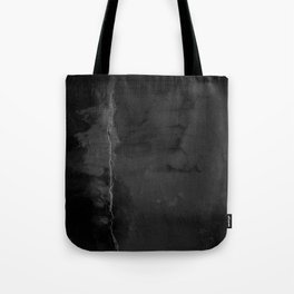Black Leak Tote Bag