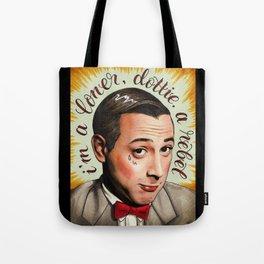 Loner Rebel Tote Bag