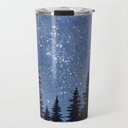 Starry Pines Travel Mug