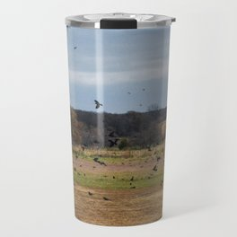 Alfred Hitchcock Travel Mug