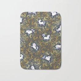 Unicorn pattern Bath Mat