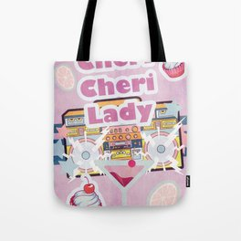 Cheri Cheri Lady Tote Bag