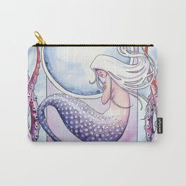 Deep Sea Mermaid Carry-All Pouch