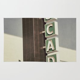 SCAD Theater Rug