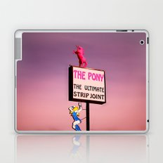 Strip Laptop & iPad Skin