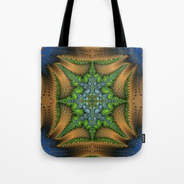 Fractal Ellipse Tote Bag