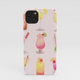 Summer Cocktails 12 iPhone Case