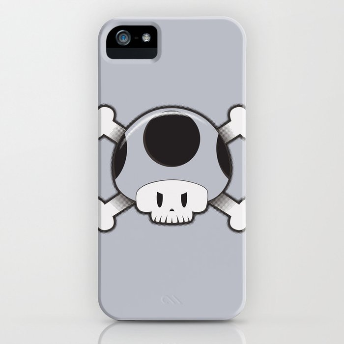 Toad Skull iPhone Case