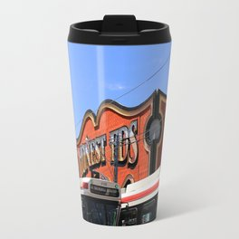 Red Rocket 21 Travel Mug