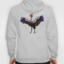 Crowned Crane Hoody
